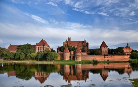 The Malbork Castle | © Gregy / WikiCommons