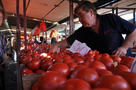 Tomato fans are going to be in some serious luck. | Linda Pavlovic/Flickr