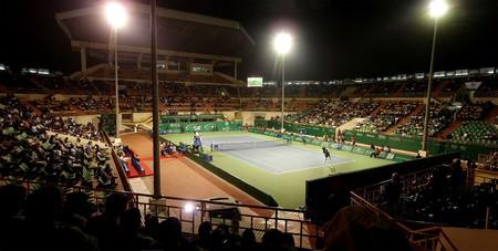 SDAT Tennis Stadium, Chennai