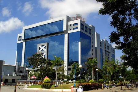 Chennai's Tidel Park is one of Asia's largest IT parks | ©PlaneMad/Wiki Commons