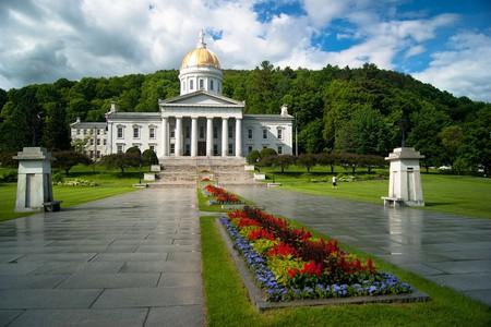 Vermont Statehouse in Montpelier | © Jonathanking / WikiCommons