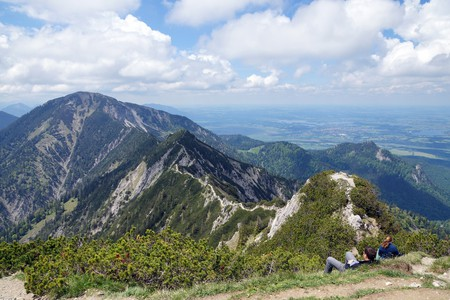 Urfeld in Bavaria, Germany