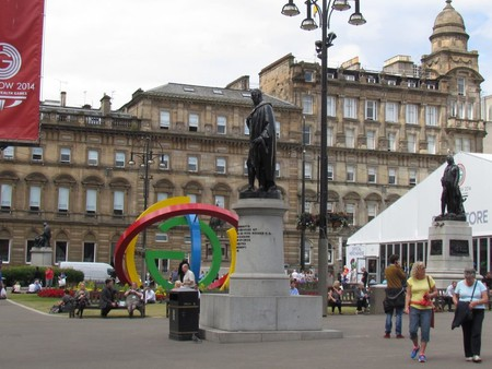 George Square Glasgow | © IMBiblio /Flick