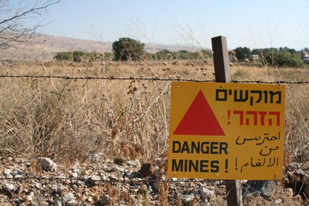 Danger mines | © Jonas Bengtsson/Flickr
