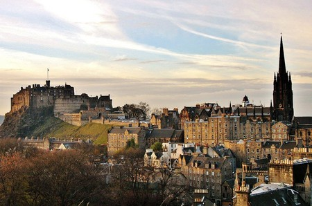 Old and New Towns of Edinburgh | © Kyle Magnuson / Flickr