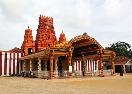 Nallur Kandasamy Kovil in Jaffna | © Amila Tennakoon/ Flickr