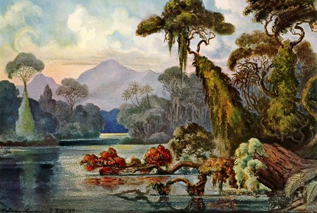 Classic Ceylon Illustration © Sage Ross / Flickr