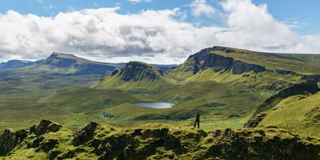 South over the Quiraing Isle Of Skye  ©Colin/Flickr