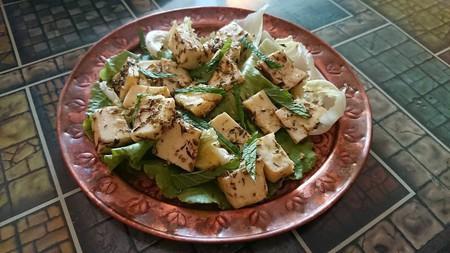 Grilled Halloumi   Courtesy of Katsicafe
