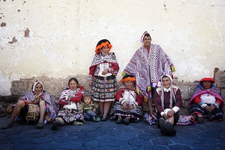 Cusco traditional dress | © Gavriil Papadiotis / Flickr