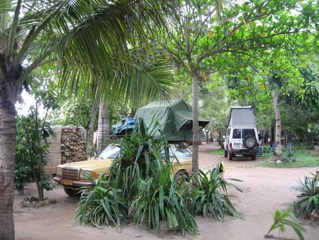 Big Milly's Camping area | © Jurgen/Flickr