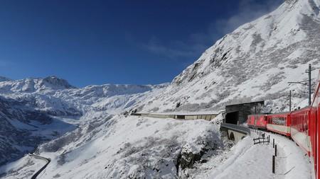 Swiss rail journey   © Kecko/ Flickr