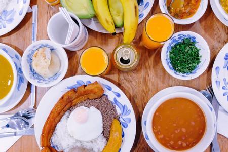 Colombian food | © Eddy Milfort / Flickr