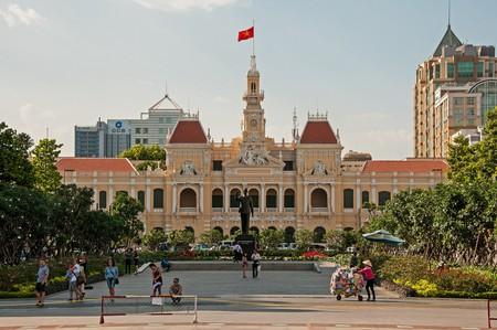 City Hall in Ho Chi Minh City | © bvi4092/Flickr