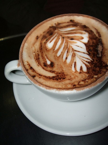 Cappuccino |© Dominic Alves / Flickr