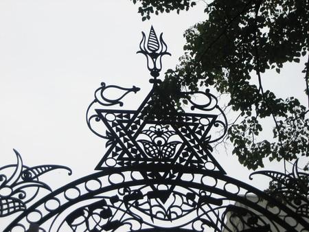 Outside the St Petersburg Synagogue | © karenhorton/Flickr