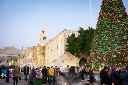 Christmas in Bethlehem | © Ben & Gab / Flickr