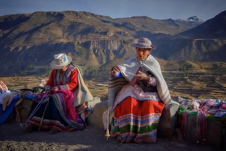 Welcome to Peru | © Pedro Szekely / Flickr