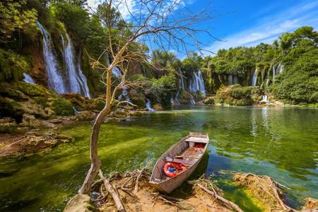 Kravice waterfall in Bosnia and Herzegovina | © Tatiana Popova/Shutterstock