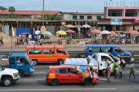 Traffic shopping   © WorldRemit Comms / Flickr