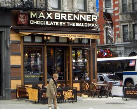 Max Brenner   © drcw/Flickr