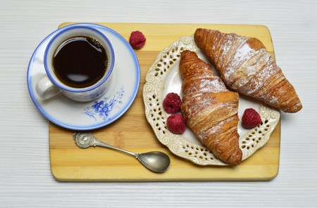 Croissant and Coffee | © Marco Verch / Flickr