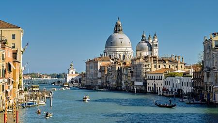 Venice Grand Canal|©Pedro Szekely