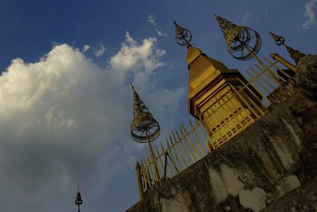 Mt Phou Si a Luang Prabang   © Peverus/Flickr