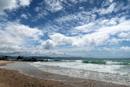 New Chums Beach, Coromandel | © Bex Walton/Flickr