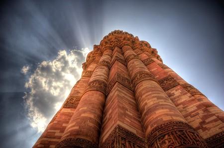Qutub Minar in Delhi | © sporadic / Flickr