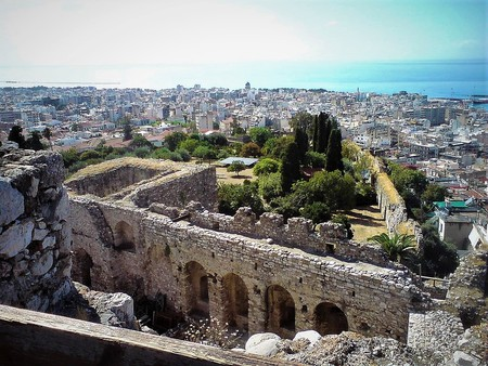 View of Patras from the Castle | © Automatomato / Flickr