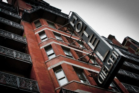 Chelsea Hotel © Andrew Malone/Flickr