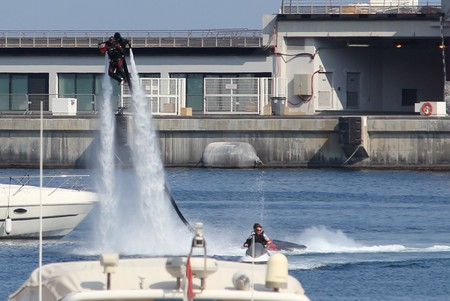 Watersports in Monaco |© Mathieu Marquer / Flickr