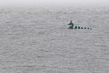 Loch Ness Monster on Holiday| © Dennis Jarvis/Flickr