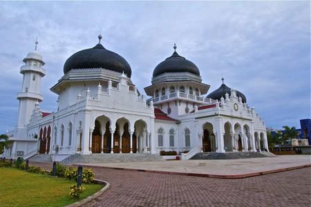 Baiturrahman Mosque, Aceh | © Adhi Rachdian/Flickr