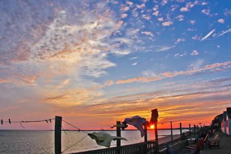 Cape Cod Sunset | © cjuneau/Flickr