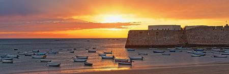 Playa La Caleta, Cadiz   casado.carlos / Flickr