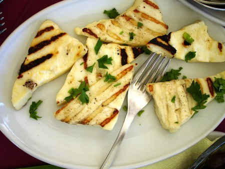Grilled Halloumi cheese |  ©CTO Zurich/Flickr