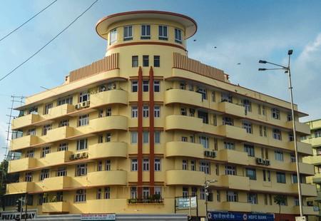 Mumbai's architectural landscape is rich with Art Deco style buildings | © Courtesy of artdecomumbai.com