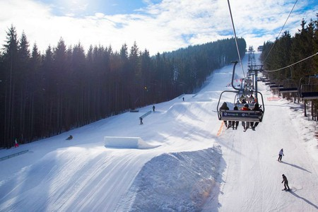 Bukovel resort | © Anton Alexeenko/WikiCommons