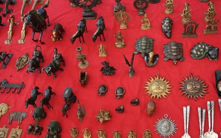 Anjuna flea market   © Nagarjun Kandukuru / Flickr