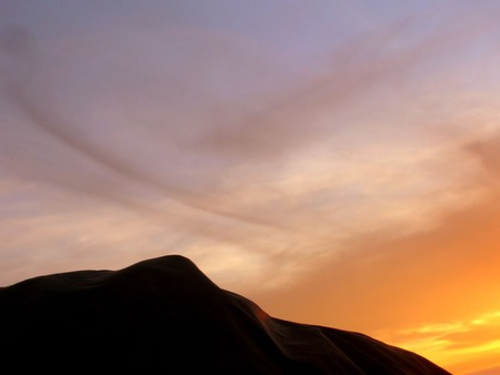 Sunset in Cordoba's hills | © ((brian))/Flickr