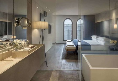 The Mamilla Hotel is a short walk away from Jerusalem's Old City