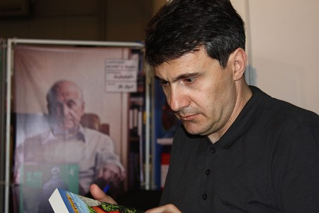Dato Turashvili, Georgian writer | © George Mel /  WikiCommons
