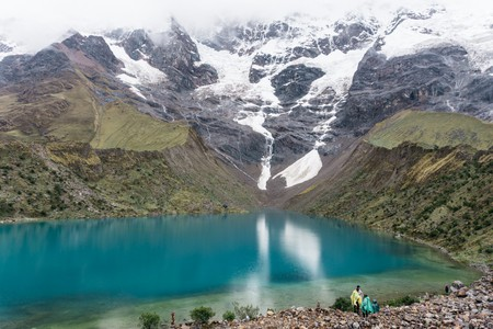 The Salkantay Trail