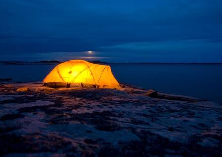Camping in Sweden | © Erik Leonsson / imagebank.sweden.se