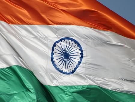 Indian Flag   © Adam Jones / Flickr