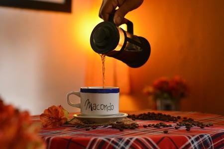 Macondo: Desserts & Coffee, Cali