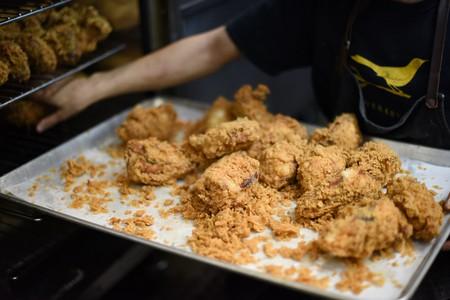 Fried Chicken | Courtesy of JuneBaby