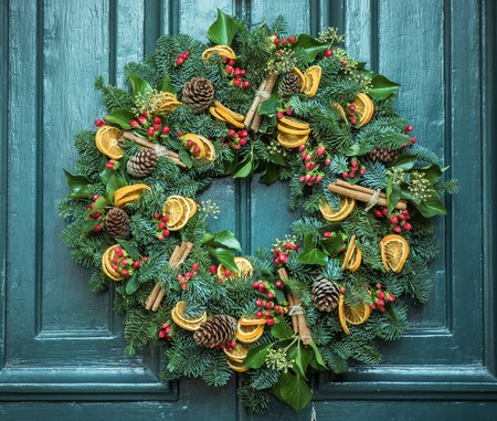 Christmas wreath | © Jez Timms / Good Free Photos